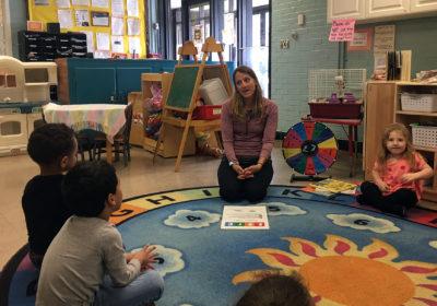 5-2-1-0 Message Spread at Local Preschool